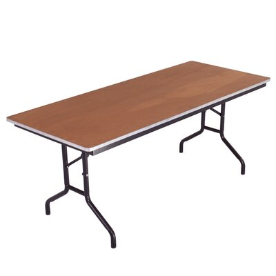 "Rectangular Folding Table Size: 29"" H x 96"" W x 36"" D"