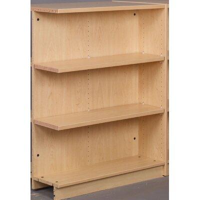 Library Standard Bookcase Finish: Medium Oak