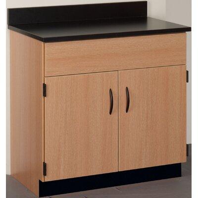 "Science 36"" Storage Cabinet Finish: Maple"