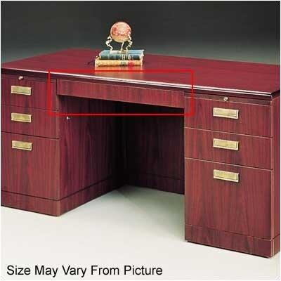 "Vitality 32"" W x 19"" D Desk Drawer Finish: Windsor Cherry"