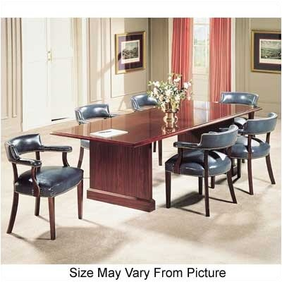Bedford Rectangular Conference Table Size: 8' L