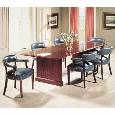 Bedford Rectangular Conference Table Size: 6' L