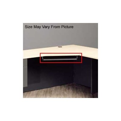 "High Point Furniture 21"" W Pull-out Keyboard Platform Compatible with Atlas and Hyperwork Office Desks"