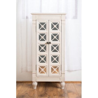 Celine Jewelry Armoire Wayfair