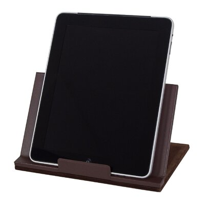 Classic Tablet Stand Finish: Chocolate Brown