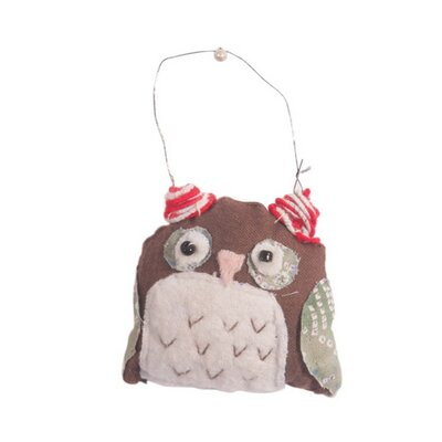 Ian Snow Decorative Hanging Owl