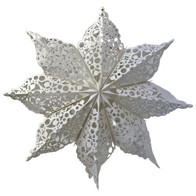 Ian Snow Star Paper Novelty Wall Sconce Shade