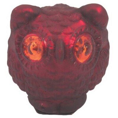 Ian Snow Owl Ornament