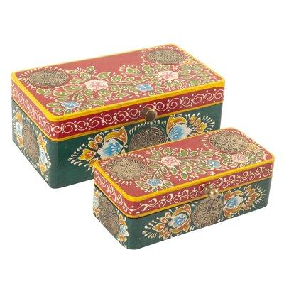 Ian Snow 2 Piece Jewellery Box Set