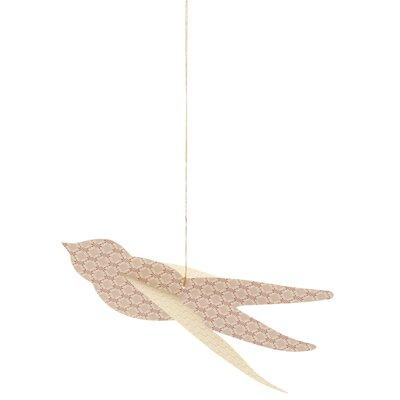 Ian Snow Decorative Hanging Bird