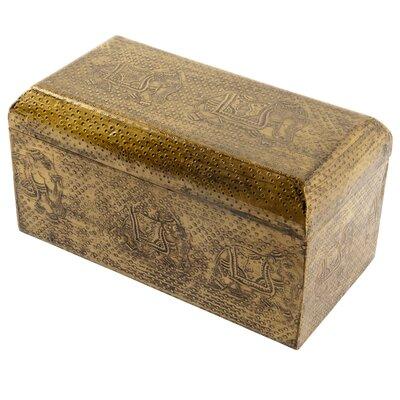 Ian Snow Elephant Accessory Box