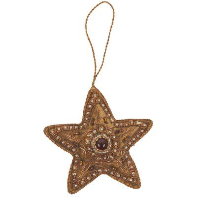 Ian Snow Decorative Star Hanging Figurine