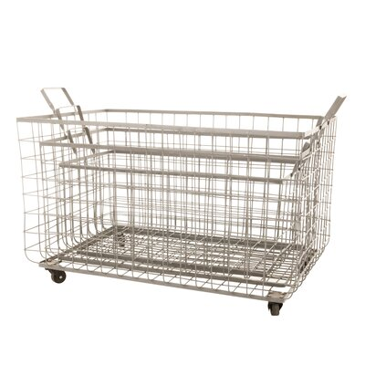 Ian Snow 3 Piece Wire Laundry Basket Set