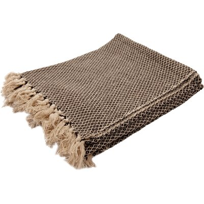 Ian Snow Diamond Weave Throw