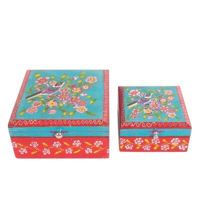 Ian Snow 2-Piece Storage Box Set