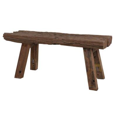 Ian Snow Reclaimed Wooden Hallway Bench