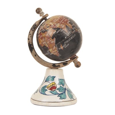 Ian Snow Decorative Mini Globe