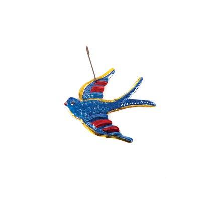 Ian Snow Decorative Tin Bird