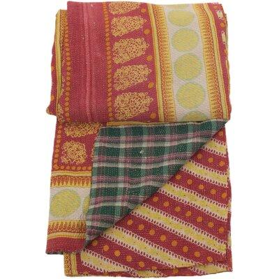 Ian Snow Ippsis Kantha Blanket