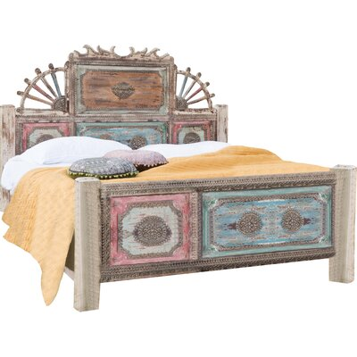 Ian Snow Kingsize Bed Frame
