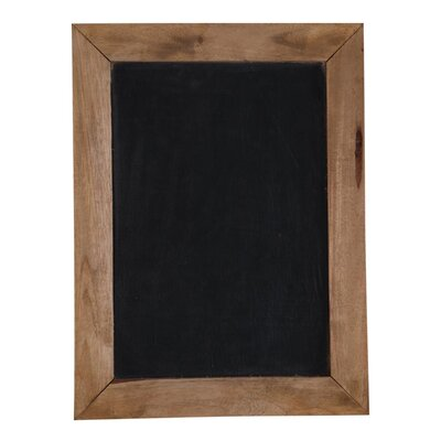 Ian Snow Recycled Wood Frame Chalkboard