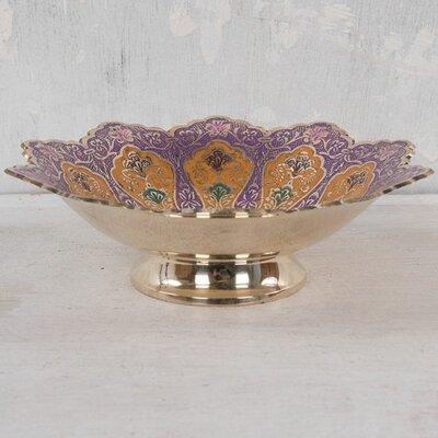 Ian Snow Decorative Bowl