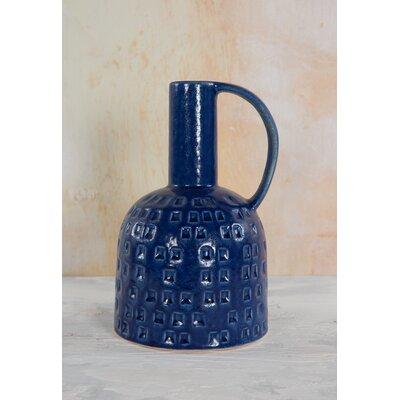 Ian Snow Earthenware Rustic Anna Jug Vase