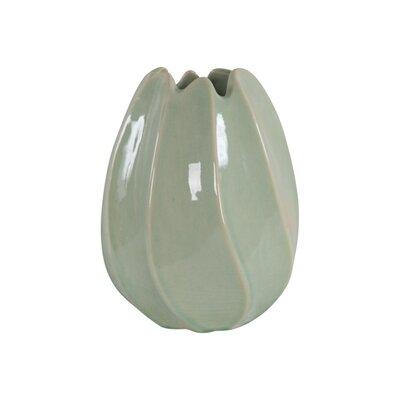 Ian Snow Crackle Bud Vase