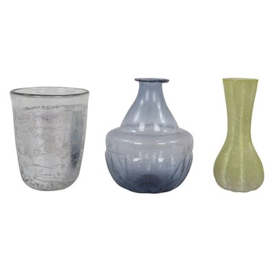 Ian Snow 3 Piece Vase Set