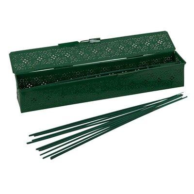 Ian Snow Pierced Metal Incense Holder Box