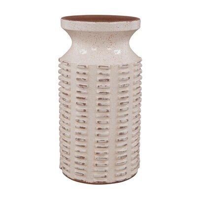 Ian Snow Distressed Cloud Vase