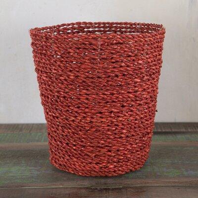 Ian Snow Round Seagrass Basket