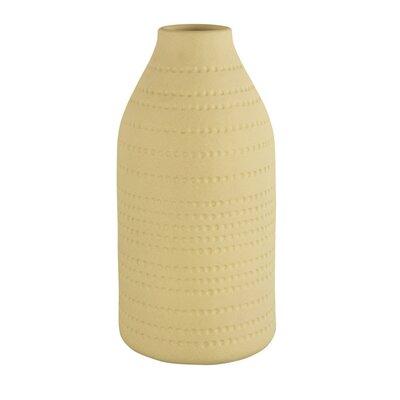 Ian Snow Matt Dot Vase