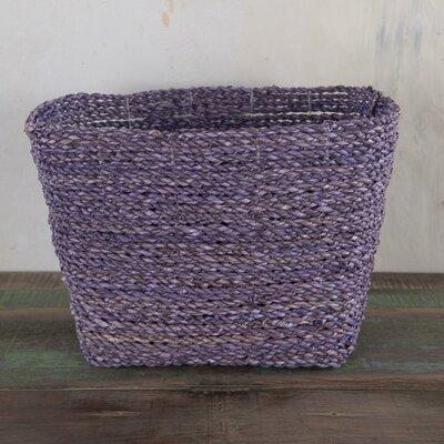 Ian Snow Rectangular Seagrass Basket