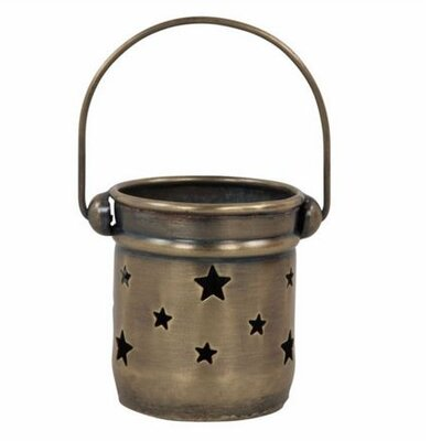 Ian Snow Brass Tealight
