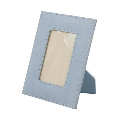 Ian Snow Cotton 'Leather' Picture Frame