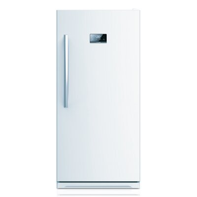 Midea 13.8 cu. ft. Frost-Free Upright Freezer Color: White