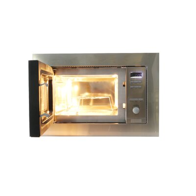 """Equator Deco 23.3"""" 0.8 cu. ft. Built-In Microwave with Auto Cook Function"""