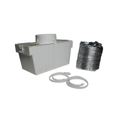 4 Piece Vent Bucket Installation Accessory Set