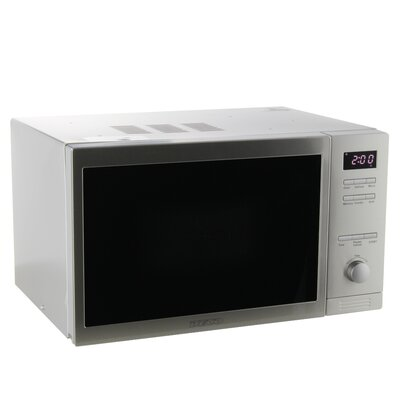 """Deco Combo 19"""" 0.8 cu.ft. Countertop Microwave with Memory Cooking Function"""
