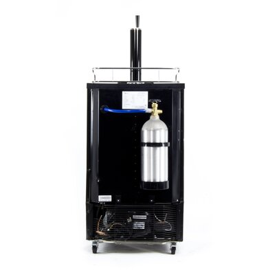 4.9 cu. ft. Single Tap Beer Dispenser