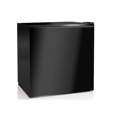 1.1 cu. ft. Frost-Free Upright Freezer Finish: Black