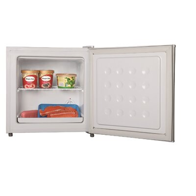 1.1 cu. ft. Frost-Free Upright Freezer Finish: White