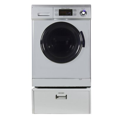 1.57 Cu. Ft. All-In-One Combo Washer and Electric Dryer
