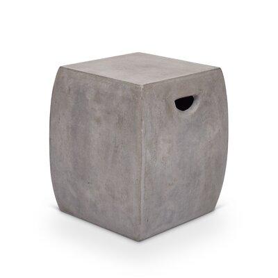 Fontaine Cast Concrete Garden Stool