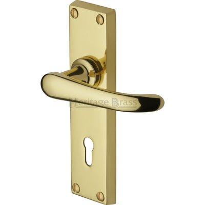 Heritage Brass Windsor Lever Lock