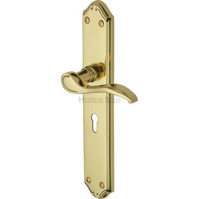 Heritage Brass Verona Lever Lock