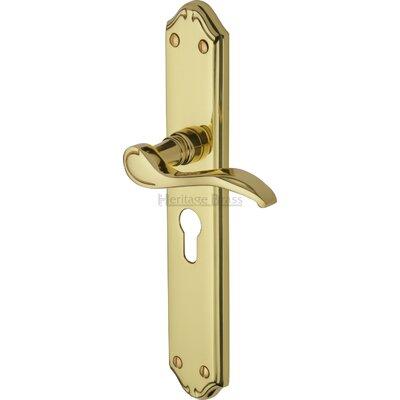Heritage Brass Verona Euro Profile Door Handle