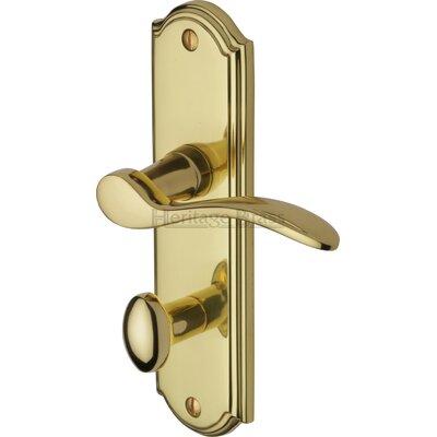Heritage Brass Howard Bathroom Door Handle