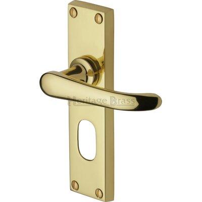 Heritage Brass Windsor Oval Profile Door Handle